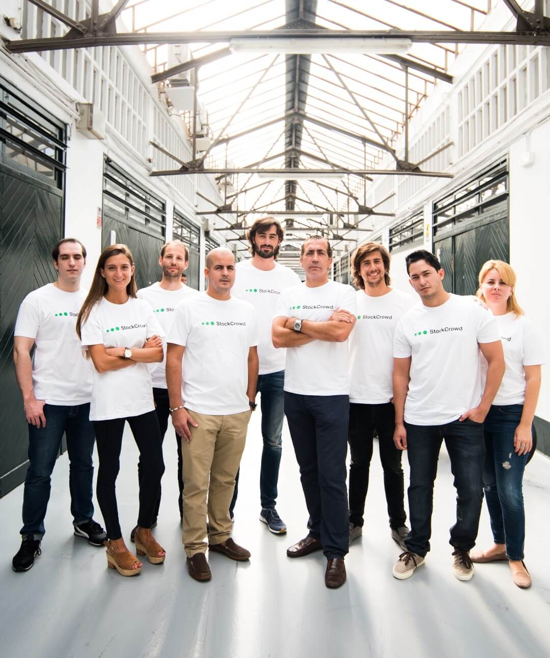 Equipo StockCrowd